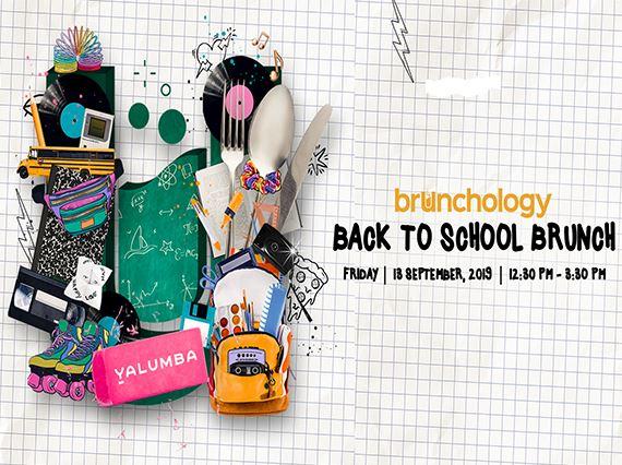 Brunchology - Back to School Brunch
